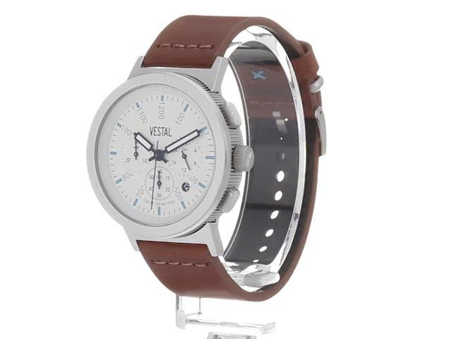 Vestal, specialty, Retrofocus, premium watch, vestal Retrofocus, Leather