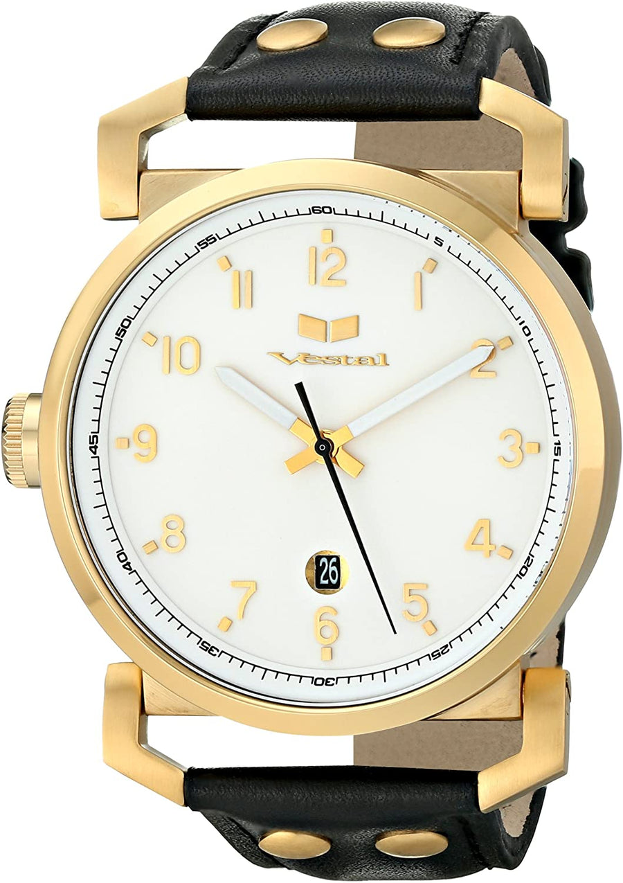 Vestal, specialty, plexi, premium watch, vestal watch, observer, vestal observer, leather