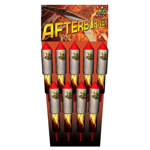 Afterburner Taipan Full Flash Rockets (12)