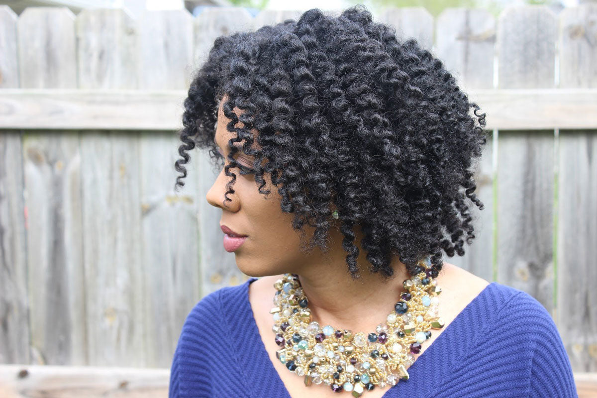 3 Steps To Get The Perfect Twist Out With Mielle