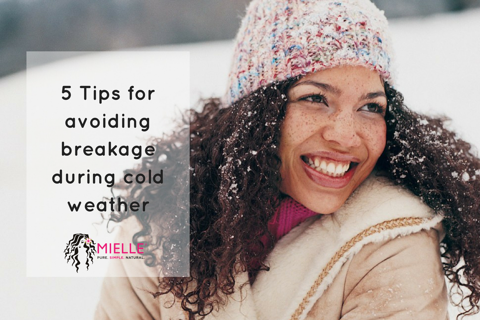 5 Tips for avoiding breakage during cold weather