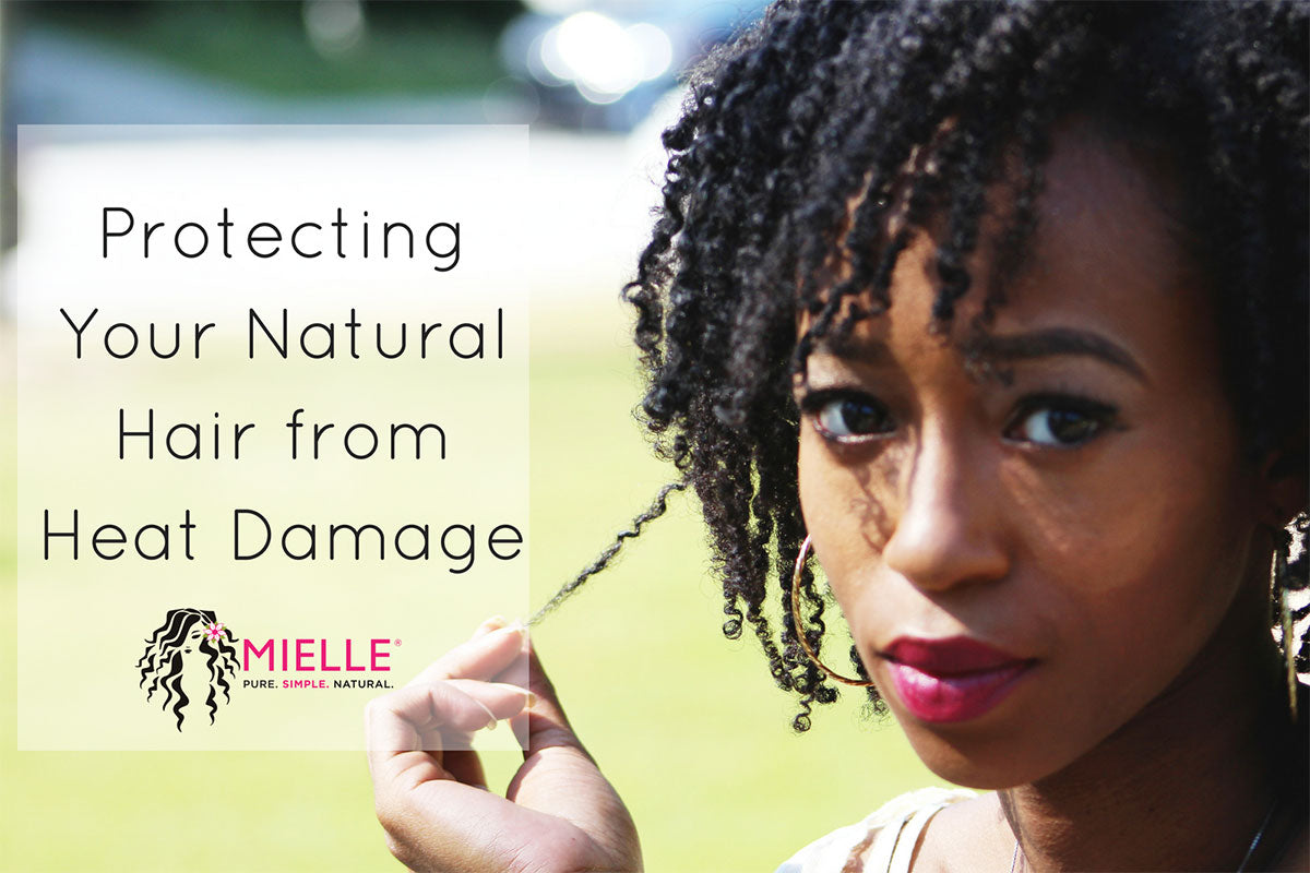 Protecting Your Natural Hair from Heat Damage