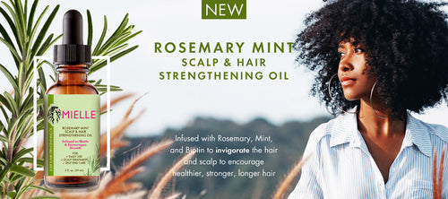 Rosemary Mint Organic Hair Oil Soothe Your Scalp And Strengthen