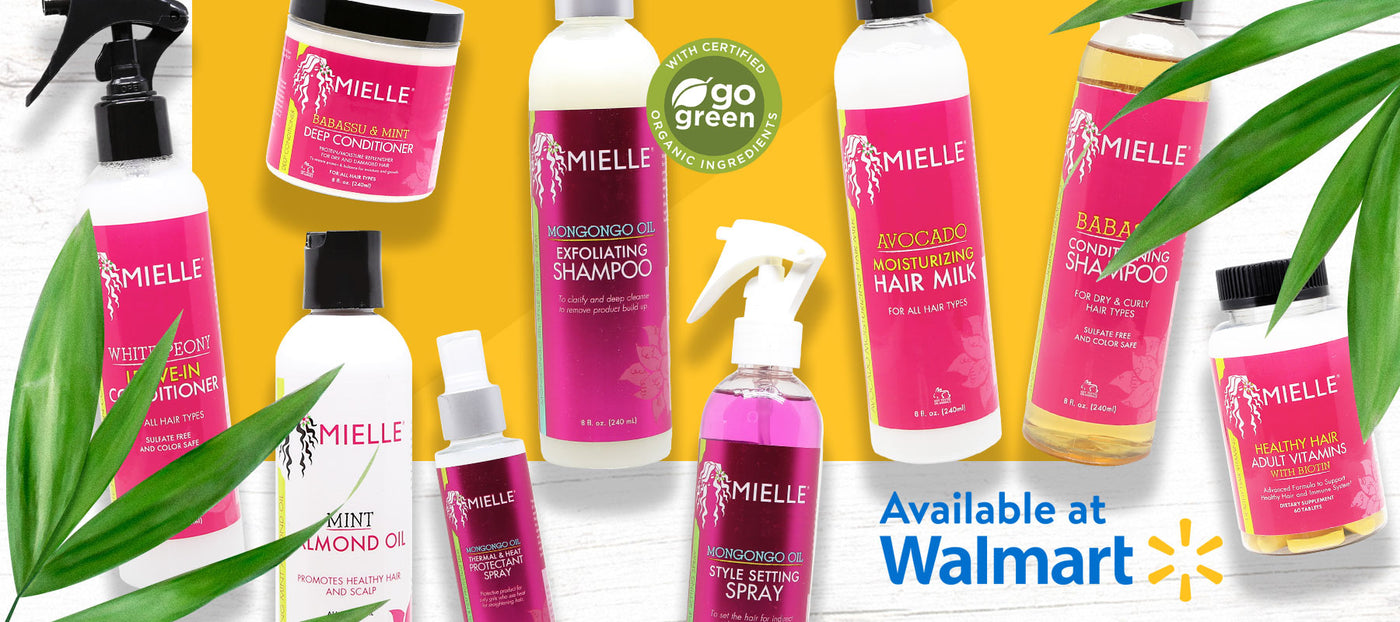Mielle Organics Organic Hair Care And All Natural Skin Care