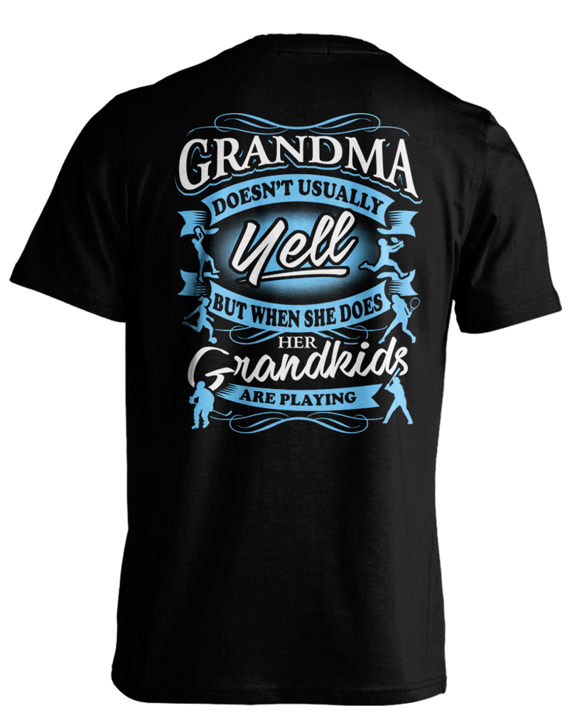 Grandma Doesn't Yell