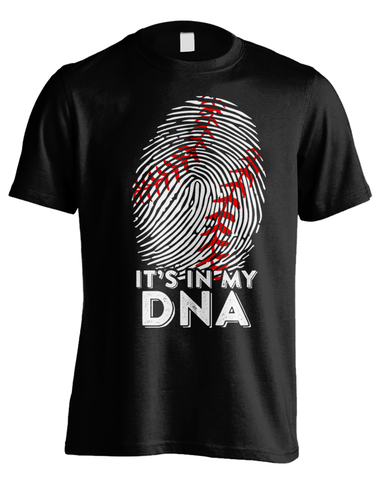 It's In My DNA - Baseball