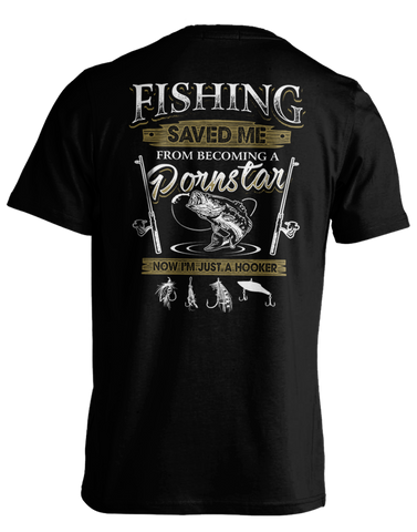 Fishing Saved Me