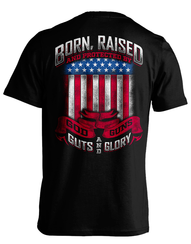 God, Guns, Guts & Glory - USA