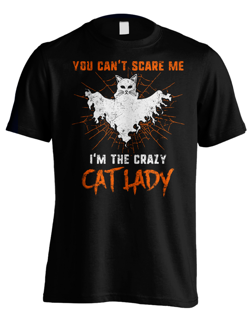 Crazy Cat Lady- Halloween