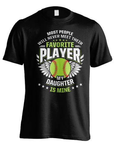 Favorite Player - Daughter