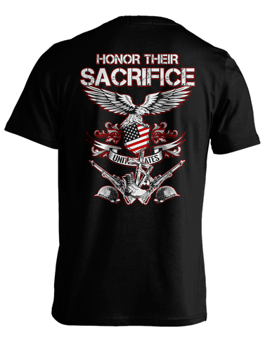 Honor their Sacrifice - US Veterans