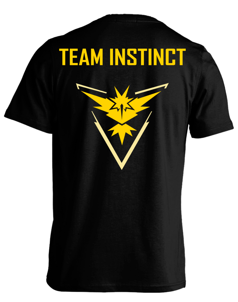 Pokemon - Team Instinct