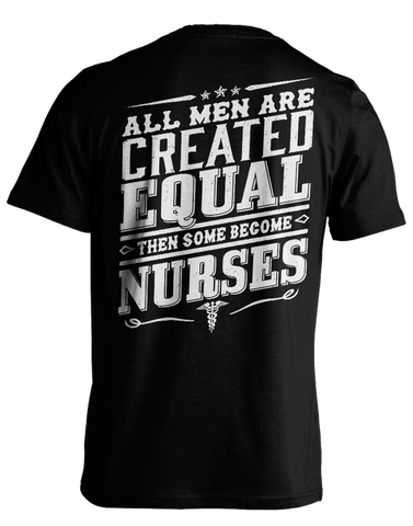 Created Equal - Male Nurse