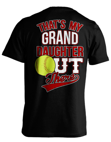 That's My Granddaughter - Softball