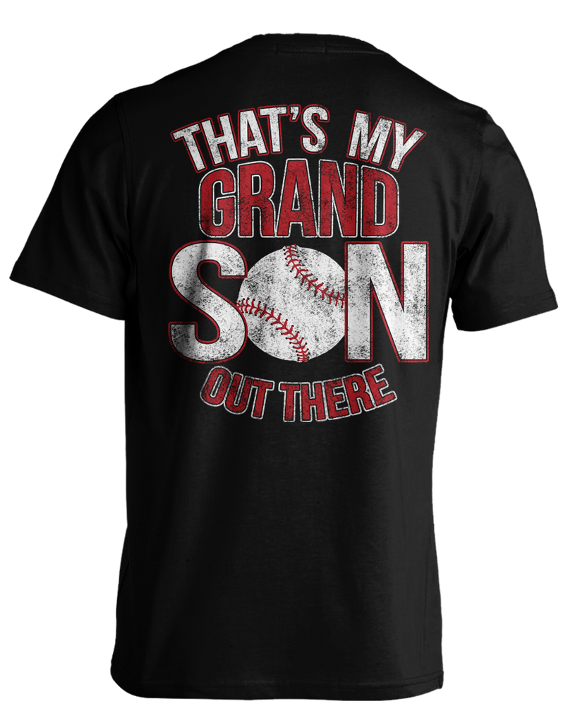 Awesome Baseball Grandson