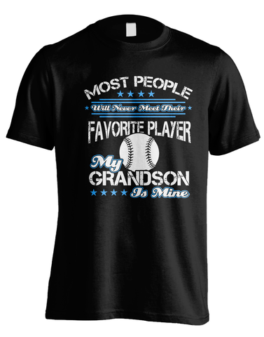 Favorite Player - Grandson