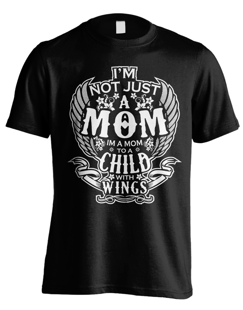 Child With Wings - Mom
