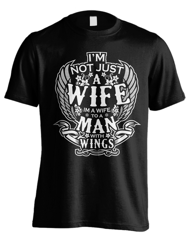 Man With Wings - Wife
