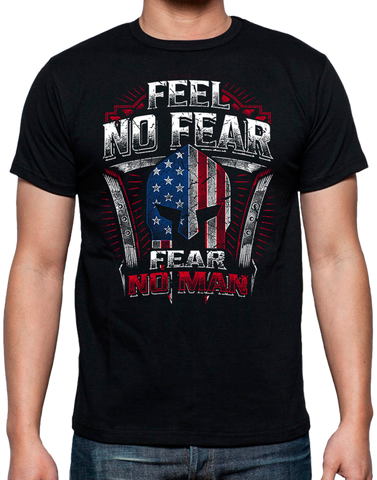 Feel No Fear - USA