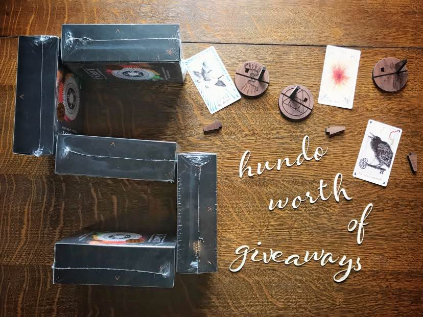 $500 giveaway 5 dayswild unknown keven craft rituals the house of twigs witch