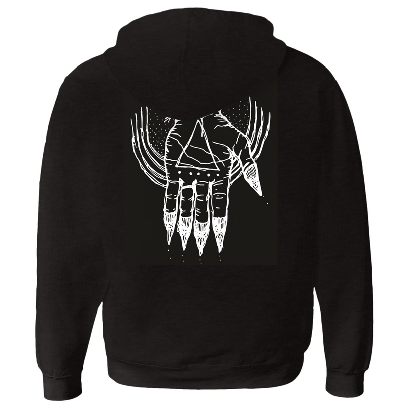 Hand of the Occult - Hoodies (Zip-up)