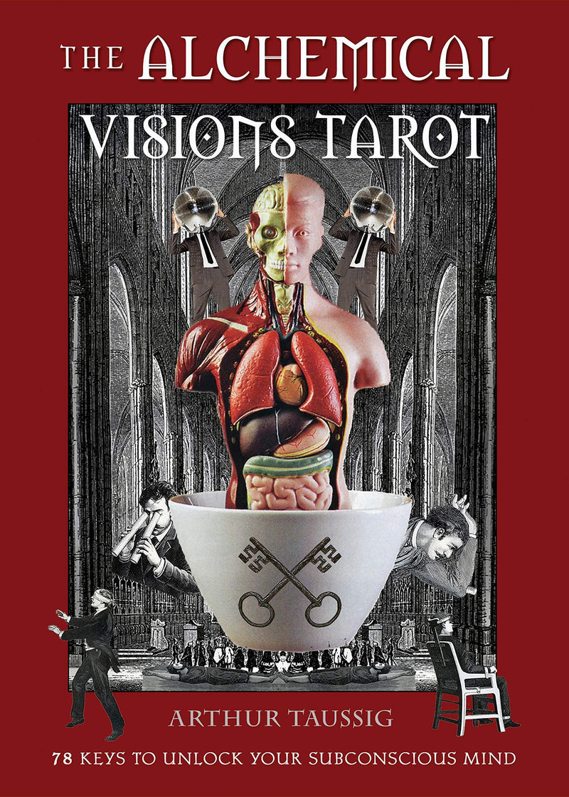 The Alchemical Visions Tarot: 78 Keys to Unlock Your Subconscious Mind - Keven Craft Rituals
