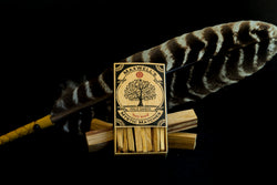 Mystic Matches - Palo Santo Matches by Maxwell - Keven Craft Rituals