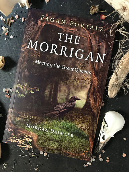Books - The Morrigan: Meeting The Great Queens