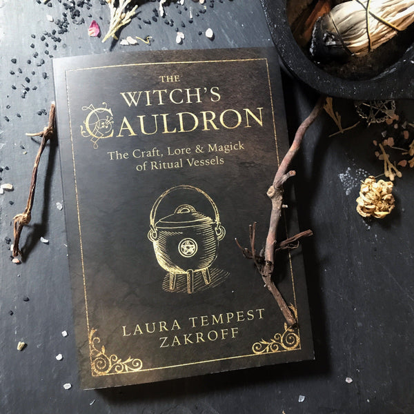 Books - The Witch's Cauldron