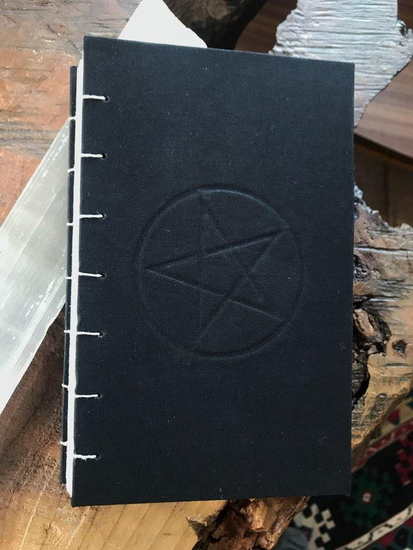 Solstice (Hard-Bound) Grimoire Making Workshop - 2 Day Event - Keven Craft Rituals