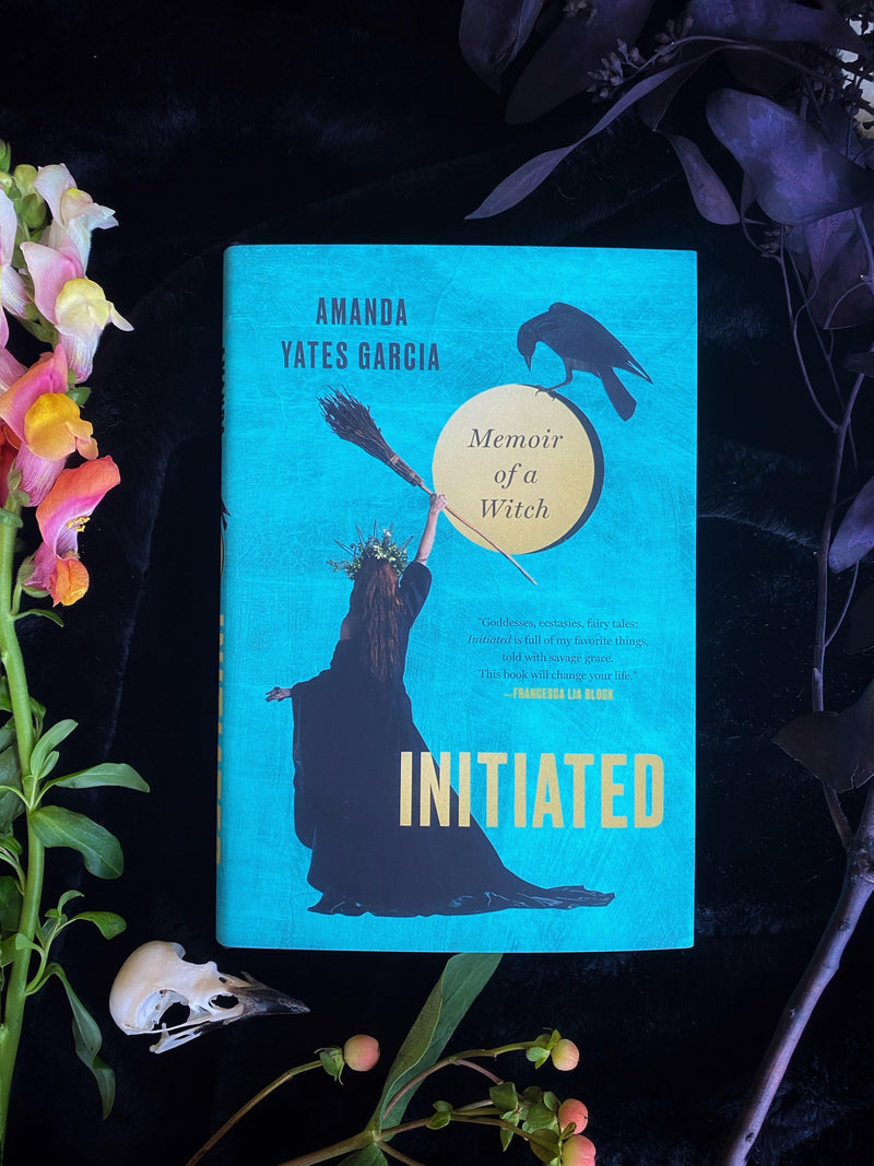 Initiated: Memoir of a Witch - Keven Craft Rituals
