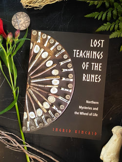 Lost Teachings of the Runes - Keven Craft Rituals