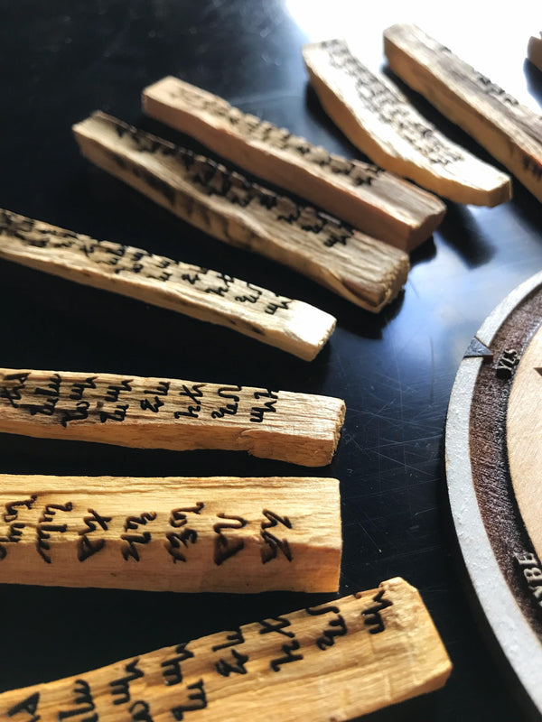 Witch's Palo Santo - Keven Craft Rituals