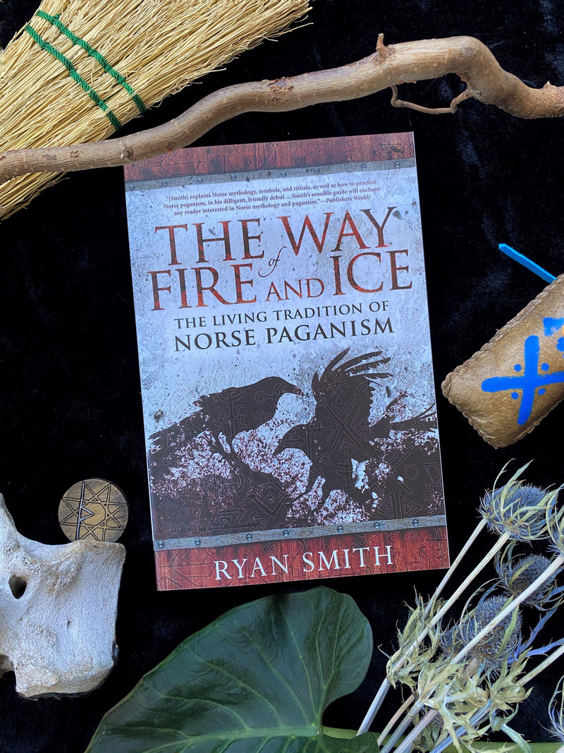 The Way of Fire & Ice : The Living Tradition of Norse Paganism
