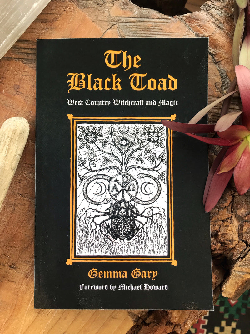 The Black Toad: West Country Witchcraft and Magic - Keven Craft Rituals