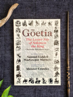 The Goetia: The Lesser Key of Solomon the King: Lemegeton - Clavicula Salomonis Regis - Keven Craft Rituals