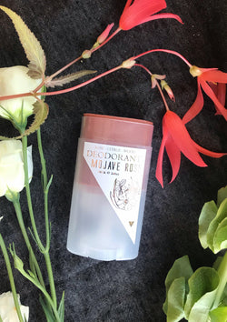 Deodorant - Mojave Rose (Rose + Citrus + Wood) - Keven Craft Rituals