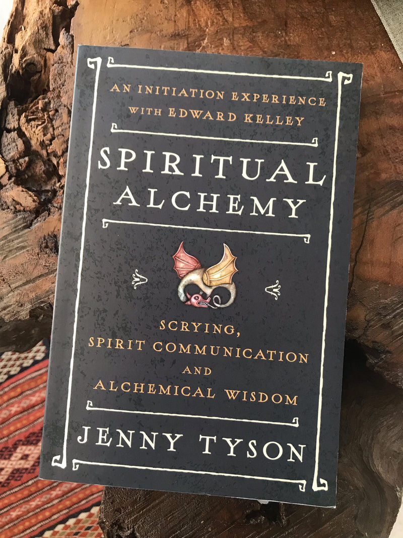 Spiritual Alchemy: Scrying, Spirit Communication, and Alchemical Wisdom