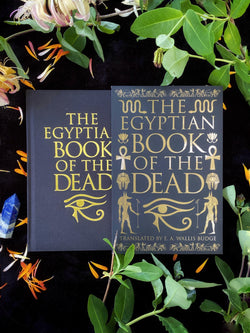 Egyptian Book of the Dead - Hardcover - Keven Craft Rituals