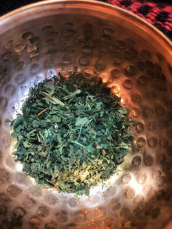 Nettle (Urtica dioica) - Witching Herbs - Keven Craft Rituals