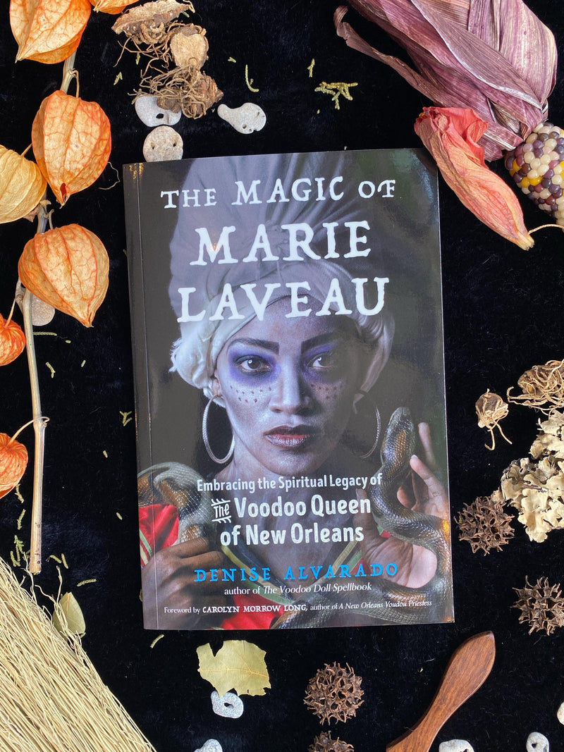 The Magic of Marie Laveau: Embracing the Spiritual Legacy of the Voodoo Queen of New Orleans - Keven Craft Rituals