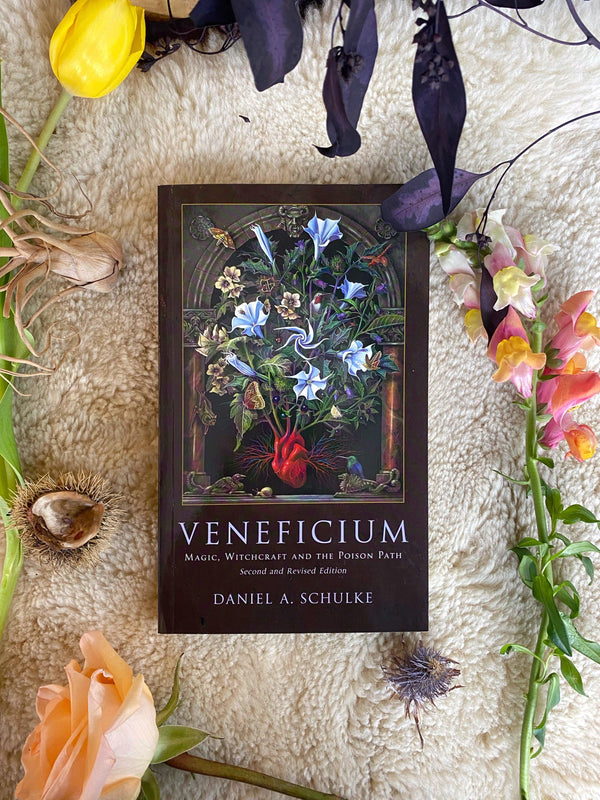 Veneficium: Magic, Witchcraft and the Poison Path - Keven Craft Rituals