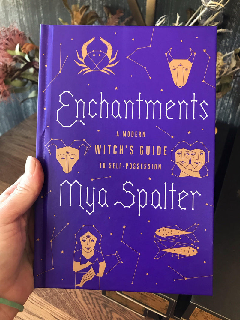 Enchantments: A Modern Witch's Guide to Self-Possession - Keven Craft Rituals