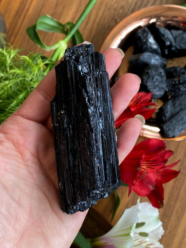 Black Tourmaline - Keven Craft Rituals