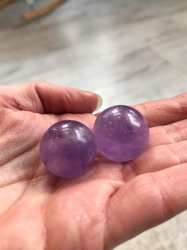 Amethyst Spheres - Keven Craft Rituals
