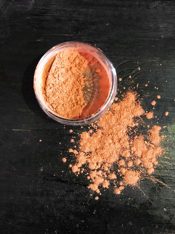 Mineral Blush, Hand-Blended Loose Powder