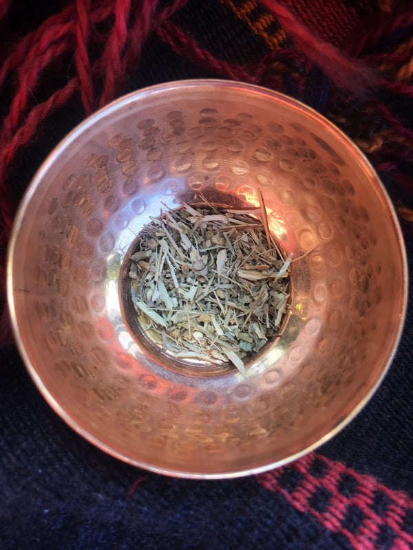 Wormwood (Artemisia absinthium) - Witching Herbs - Keven Craft Rituals