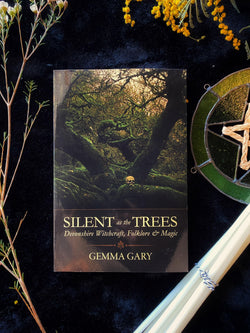 Silent As the Trees: Devonshire Witchcraft, Folklore & Magic - Keven Craft Rituals