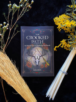 The Crooked Path: An Introduction to Traditional Witchcraft - Keven Craft Rituals