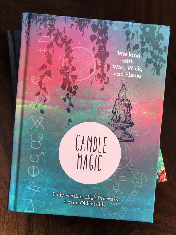 Candle Magic: Working with Wax, Wick, and Flame - Keven Craft Rituals